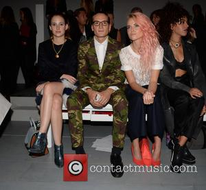 Rosie Fortescu and Oliver Proudlock