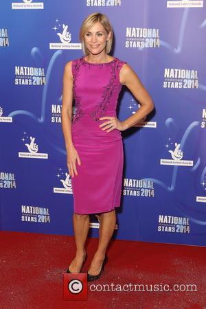 Jenni Falconer - 2014 National Lottery Awards - Arrivals - Buckinghamshire, United Kingdom - Friday 12th September 2014