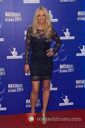 Liz McLarnon - 2014 National Lottery Awards - Arrivals - London, United Kingdom - Friday 12th September 2014