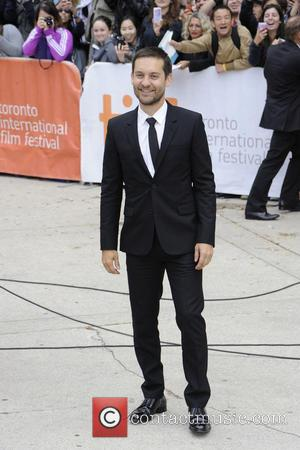 Tobey Maguire - 2014 Toronto International Film Festival - 'Pawn Sacrifice' - Premiere - Toronto, Canada - Friday 12th September...
