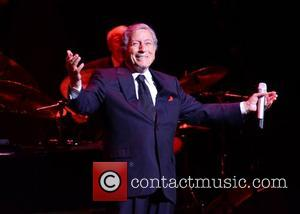 Tony Bennett - Tony Bennett in concert at Bord Gais Energy Theatre - Dublin, Ireland - Friday 12th September 2014