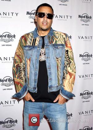 French Montana - French Montana hosts a pre-fight party at Vanity nightclub inside Hard Rock Hotel and Casino Las Vegas...
