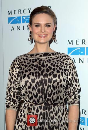 Emily Deschanel - Mercy For Animals' 15th Anniversary Gala - Arrivals - West Hollywood, California, United States - Friday 12th...