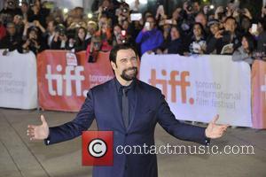 John Travolta - Toronto International Film Festival (TIFF) - 'The Forger' - Premiere - Toronto, Canada - Friday 12th September...