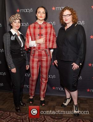 Bree Hylkema, Anastacia Bachykao and Kyra - Macy's Passport presents Glamorama: Fashion Rocks SF at the Golden Gate Theater -...