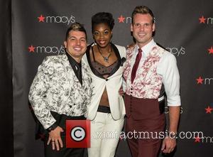 Jake Wall, Melissa Gray and Joshua Morgan