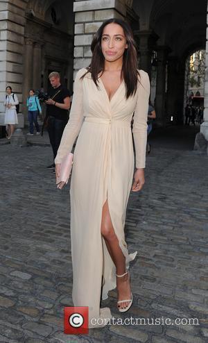 Delilah - London Fashion Week Spring/Summer 2015 - Celebrity Sightings - London, United Kingdom - Friday 12th September 2014