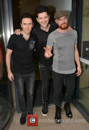 The Script (glen Power, Danny O'donoghue and Mark Sheehan)
