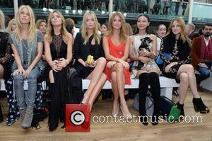 Laura Whitmore, Abbey Clancy, Leah Weller, Mary Charteris and Milli