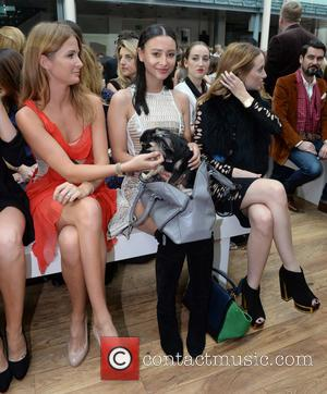 Leah Weller, Millie Mackintosh and Rosie Fortescue
