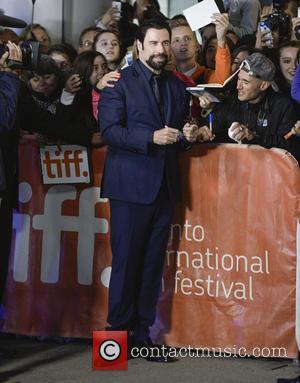 John Travolta - Toronto International Film Festival (TIFF) - 'The Forger' - Premiere - Toronto, Canada - Saturday 13th September...