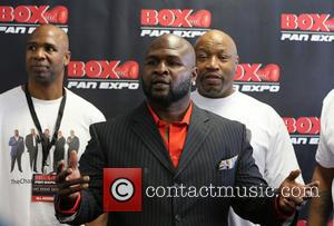 Las Vegas and James Toney
