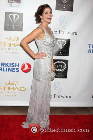 Jen Lilley - Stars attended the 5th Annual Face Forward Gala in support of victims of domestic abuse in Los...