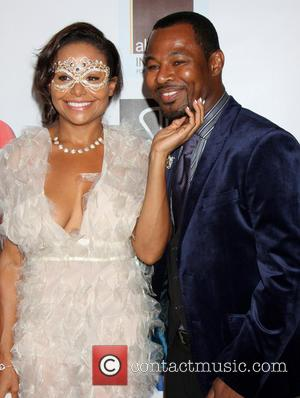 Shane Mosley - Stars attended the 5th Annual Face Forward Gala in support of victims of domestic abuse in Los...