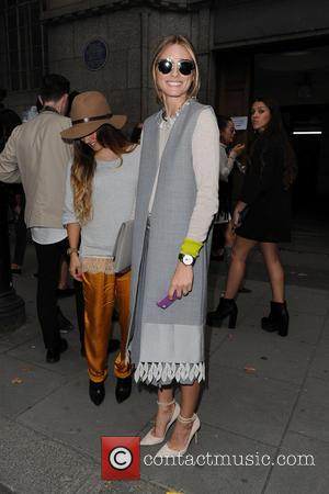 Olivia Palermo - Departures and Arrivals of J.W.Anderson LFW SS 2015 - London, United Kingdom - Saturday 13th September 2014