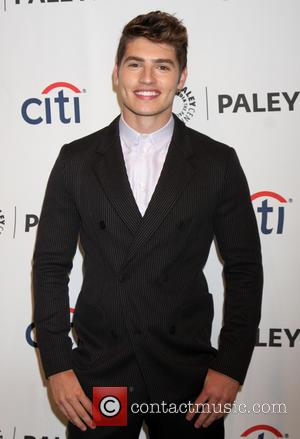 Gregg Sulkin - PaleyFEST 2014 Fall TV Preview of MTV's 'Faking It' - Arrivals - Los Angeles, California, United States...