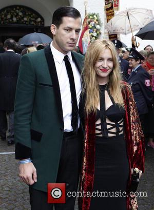 Mark Ronson and Josephine de La Baume - The wedding of Princess Maria Theresia of Thurn and Taxis and Hugo...