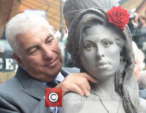 Mitch Winehouse - Amy Winehouse statue unveiling at Camden Market - London, United Kingdom - Sunday 14th September 2014