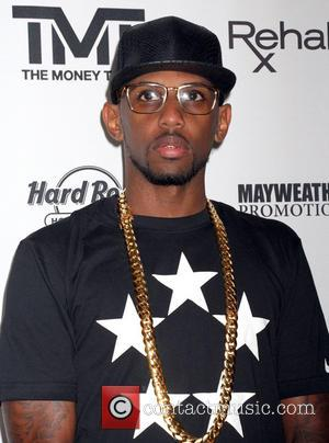 Fabolous - Stars including 'The Amazing Spider-Man 2' star Jamie Foxx attended the Fight After Pool Party with Floyd Mayweather...