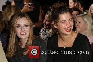 Pixie Geldof and Laura Carmichael