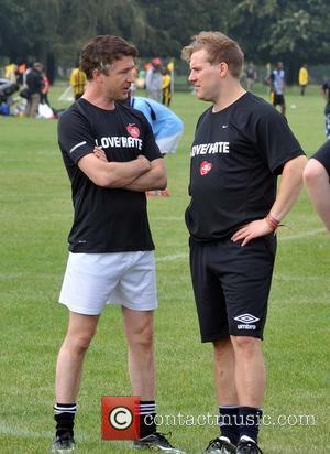 Aiden Gillen and Peter Coonan