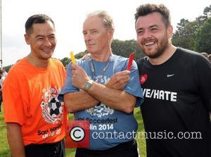Jason Sherlock, Brian Kerr and Laurence Kinlan