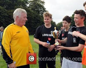 Peter Coonan, Barry Keoghan and Aiden Gillen