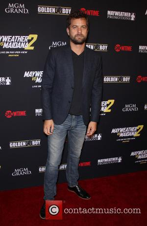Joshua Jackson - Stars were photographed at Showtime's Mayhem: Mayweather vs. Maidana 2 fight held at MGM Hotel & Casino...