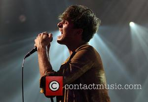 Scottish singer and 'Pencil Full of Lead' hit maker Paolo Nutini gives a live performance at the iTunes Festival 2014...