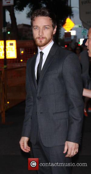 James Mcavoy To Serve On London Film Festival Jury