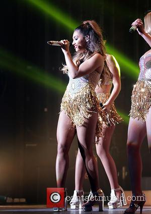 Vanessa White - British pop group The Saturdays performed live at the Manchester O2 Apollo - Manchester, United Kingdom -...