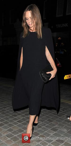 Stella McCartney - Celebrities visit Chiltern Firehouse - London, United Kingdom - Sunday 14th September 2014