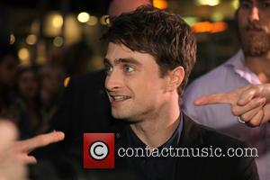 Daniel Radcliffe - Daniel Radcliffe at the press night for 'What If' in Amsterdam - The Hague, Netherlands - Sunday...