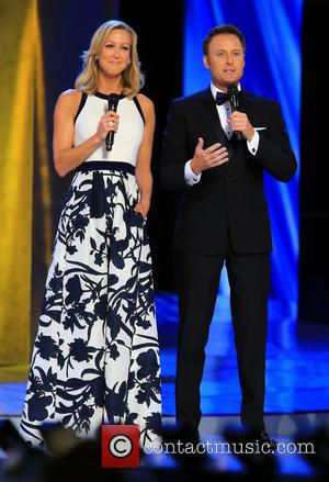 Chris Harrison and Lara Spencer - Miss New York Kira Kazantsev is crowned Miss America at the Miss America 2015...