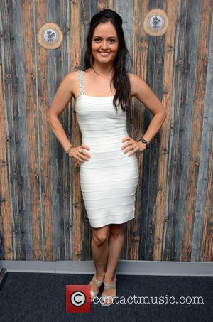 Danica McKellar - 'The celebrities from season 19 of 'Dancing with the Stars' photographed at the Backstage Gifting Suite in...
