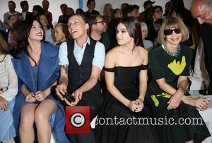 Daisy Lowe, Jamie Campbell Bower, Hailee Steinfeld and Anna Wintour