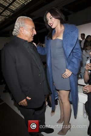 Daisy Lowe and Sir Philip Green