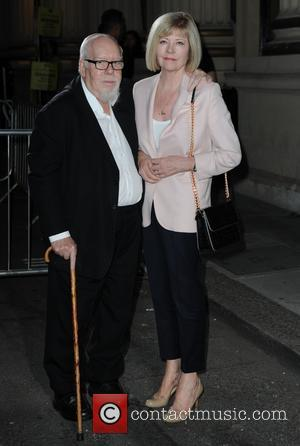 Stella Mccartney, Chrissy Black and Peter Blake