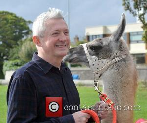 Louis Walsh - 'Aladdin' photocall for this years Olympia Theatre panto on Sandymount Beach. Louis Walsh's new boyband HomeTown are...