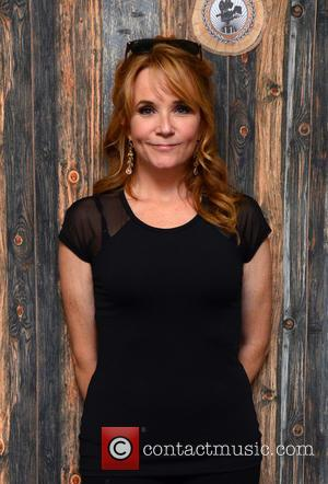 Lea Thompson - 'The celebrities from season 19 of 'Dancing with the Stars' photographed at the Backstage Gifting Suite in...
