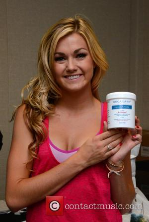 Lindsay Arnold - 'The celebrities from season 19 of 'Dancing with the Stars' photographed at the Backstage Gifting Suite in...