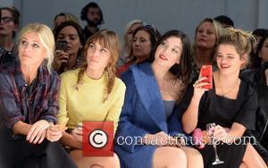 Laura Bailey, Alexa Chung, Daisy Lowe and Pixie Geldof