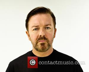 Ricky Gervais - Ricky Gervais and host of celebrities help BUAV raise awareness about cruel monkey experiments at leading European...