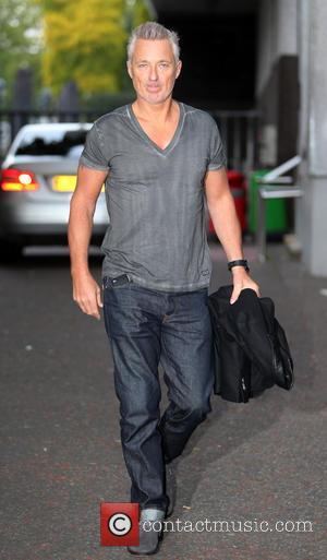 Martin Kemp - Celebrities at the ITV studios - London, United Kingdom - Monday 15th September 2014