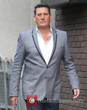 Tony Hadley - Celebrities at the ITV studios - London, United Kingdom - Monday 15th September 2014