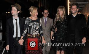 Tom Sturridge, Sienna Miller, Suki Waterhouse and Bradley Cooper