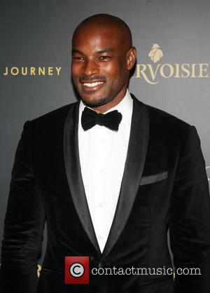 TYSON BECKFORD - Courvoisier Launches Exceptional Journey Campaign With Tyson Beckford at The Skylark - New York City, United States...