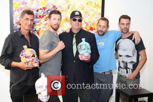 Eduardo Guelfenbein, Bob Gibson, Dan Aykroyd, Chaz Barrisson and Nick Gentry