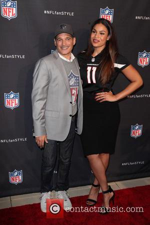 Phillip Bloch and Jordin Sparks - NFL Inaugural Hall of Fashion launch event at Pillars 37 - Arrivals - New...
