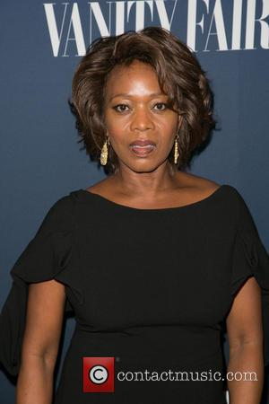 Alfre Woodard - Celebrities attend NBC & Vanity Fair 2014-2015 TV Season at Hyde Sunset Kitchen - Red Carpet Arrivals...